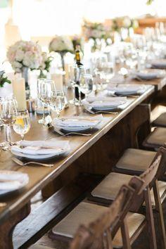 Rustic outdoor wedding in Santa Barbara County - Crossroads Estate at Firestone Winery - Los Olivos, CA - Kaysen Photography
