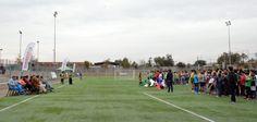 Inauguración Campeonato futbolito