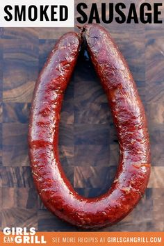 This post shares tips from a meat scientist about how to make smoked beef sausage at home, including the spices, the beef grind and smoking temps. sausage recipe How to Make Smoked Beef Sausage Summer Sausage Recipes, Homemade Sausage Recipes, Smoked Sausage Recipes, Smoked Beef, Homemade Brat Recipe, Hot Link Sausage Recipe, Homemade Summer Sausage, Meat Pizza, Meat Sandwich