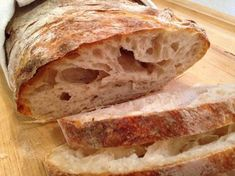 Himmelskt gott bröd till grytor och annat gott. Ciabatta, Bread Baking, Bread Recipes, Brunch, Food And Drink, Favorite Recipes, Sweet, Corner, Baguette