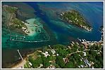 Anthony's Key Resort and Dolphin Sanctuary in Honduras. One of these days I will wake up with dolphins outside my room :)