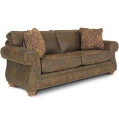 GALB Texas Brown Living Room Set | Gallery Furniture - Houston, TX