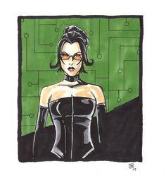 Sage by Jeremy Haun Comic Art