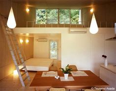 614sq. ft. aluminum cottage by Japan's Toyo Ito Architects