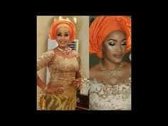 Check Out some Selected Classical Aso ebi Styles for Any Owanbe Party : - YouTube