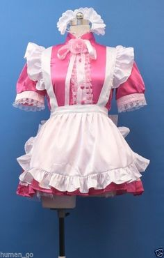 And all of our cosplay is all brand new in prefect condition. Cloths Chest. Waist height. 165-170cm.