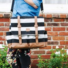 My new diaper bag design. Available soon!