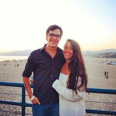 Alex and Sierra They're so in love. I cannot stand how cute this is!
