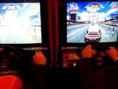 Scud Race (arcade) Sfida tra maestri!