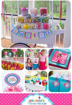 Festa Doceria | Candy shop party