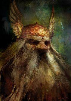 Dwarf King Disciples II fan art by SvetoslavPetrov on DeviantArt