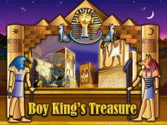 Play Boy King Treasure Slots at Manhattan Slots & Get 100% Bonus Up To $747