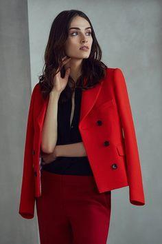 0d81ec17ef1e REISS AW17 Womenswear Lookbook Look 3 Office Attire