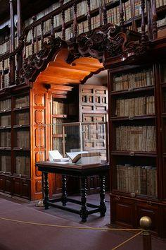 All things Mexico. Biblioteca Palafoxiana, Puebla, México.