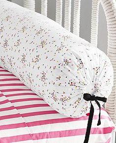 HannaSoft™ Confetti Bolster Pillow by Hanna Andersson