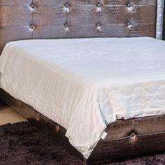 Winter Cotton-Covered Silk-Filled Duvet