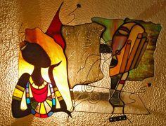 Escultura-cuadro - artesanum com