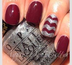 Fall nail idea