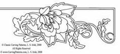 Large Line Finials Pattern Package - download