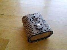 Living hinge notebook cut on a Glowforge - Laser Made - Glowforge Owners Forum