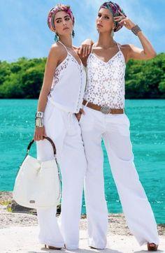 combinar un bolso blanco