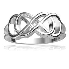 Infinity times infinity... perfect for my moebius sister..