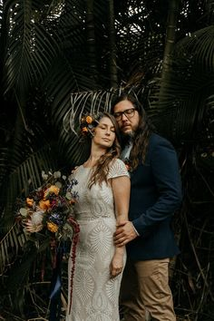 """If you're looking for festive backyard wedding inspiration, don't miss these fun Florida at-home """"I dos"""" ! 