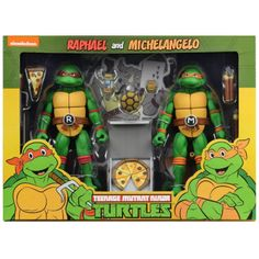 "MICHELANGELO Neca TEENAGE MUTANT NINJA TURTLES 18/"" Inch ACTION FIGURE 2019 TMNT"