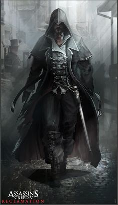 (y/n) was a gamer otaku a shut in. He loved assassins creed fallout and any anime he could get his hands on. But after one bad decision dies. And wakes up in a dark room with the message you died respawn? ( I do not own assassins creed or fate. The Assassin, Assassins Creed Ii, Assasin Creed Unity, Modern Assassin, Assassin's Creed Movie 2016, Tatouage Assassins Creed, Assasins Cred, Witcher Wallpaper, Connor Kenway