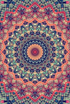 Image via We Heart It #alternative #art #mandala #spiritual
