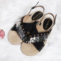 Heels Balle High Quality Woman Sandals Vintage Genuine Leather Comfortable Low Heel Shoes Elegant Lady Ethnic Retro Casual Sandals S71