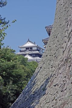 Matsuyama castle, Ehime, Japan Japanese Temple, Japanese Castle, Japan Trip, Japan Travel, Ehime, Virtual Travel, Architecture Old, All Over The World, Dream Vacations
