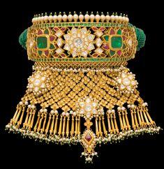 Ethnic Indian Choker #Jewellery #India