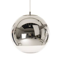 Tom Dixon Mirror Mini Ball riippuvalaisin, 25 cm 415 EUR