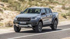 De Ford Ranger Raptor komt naar Nederland - maar hoe rijdt ie? Ford Ranger Raptor, 2019 Ford Ranger, Cadillac Escalade, Fox Racing, Ford Trucks, Pick Up, Paddle, Offroad, Dream Cars