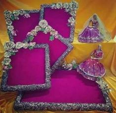 Wedding Gifts Wrapping Unique Ideas For 2019 Indian Wedding Gifts, Funny Wedding Gifts, Wedding Gifts For Guests, Wedding Crafts, Diy Wedding, Wedding Events, Wedding Decorations, Stage Decorations, Wedding Ideas