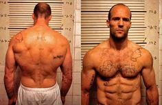Jason Statham Crossfit