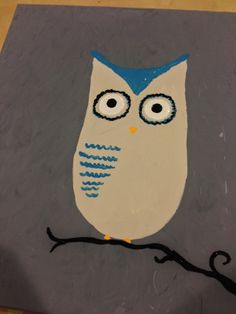 Another owl.