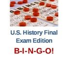 Review for the U.S. History EOC or final exam while having fun playing BINGO! $
