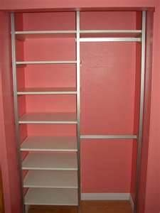 Thought this would be a neat idea for a small closet.
