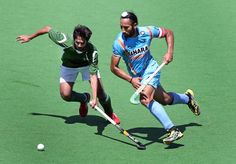 Like teams but not the game, like clothes but not ICC Champions Trophy, like competition but not the finals. It was the Hockey World League Semi-final between India vs Pakistan. When these two countries meet each other in any game ,the excitement level is expected to reach at a very high level.   #hockey #HOCKEY WORLD LEAGUE SEMI-FINAL 2017 #India #Indian Army #indian hockey team #london #pakistan