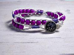 Purple Wrap Around