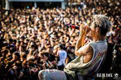 Listen to every One OK Rock track @ Iomoio One Ok Rock 壁紙, Takahiro Morita, Takahiro Moriuchi, My Favorite Music, My Favorite Things, Anime Songs, Music Station, Rock Artists, Rock Concert