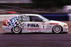 erikwestrallying:  BMW E36320is race car - BTCC