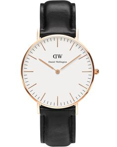 Daniel Wellington Classic Sheffield Rose Lady