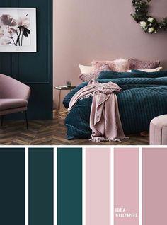 10 Best Color Schemes for Your Bedroom {Deep Ocean Teal Mauve}, Blush . 10 Best Color Schemes for Your Bedroom {Deep Ocean Teal Mauve}, Blush . 10 Best Color Schemes for Your Bedroom {Deep Ocean Teal Mauve}, Blush . Best Color Schemes, Bedroom Color Schemes, Bedroom Colors, Room Decor Bedroom, Mauve Bedroom, Blush Bedroom Decor, Teal Bedrooms, Bedroom Ideas, Ocean Bedroom