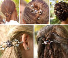 Lilla Rose Flexi Clips http://www.lillarose.biz/BeautifulLife/our-products.html
