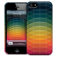 Chroma iPhone 5 Case, $25, now featured on Fab.