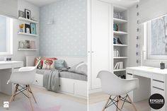 {Me} above bed - shelves Home Room Design, Kids Room Design, Modern Bedroom Design, Teen Room Decor, Bedroom Decor, Cama Ikea, Daybed Room, Teenage Room, Guest Room Office