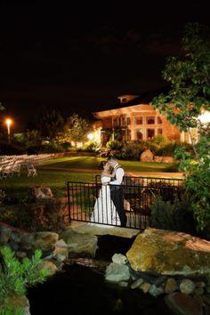 Beautiful bride and groom at Stonebrook Manor, 2014.